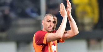 Galatasaraylı Burak'ın Akhisar Aşkı