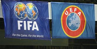 FIFA ve UEFA'da Deprem!