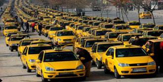 'Taksi Plakaları Zirvede'