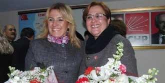 Chp'nin Kadın Adayları Yola Çıktı