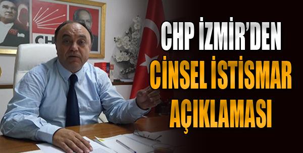 CHP'den Cinsel İstismar Açıklaması