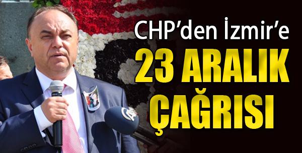 CHP'den Kubilay Çağrısı