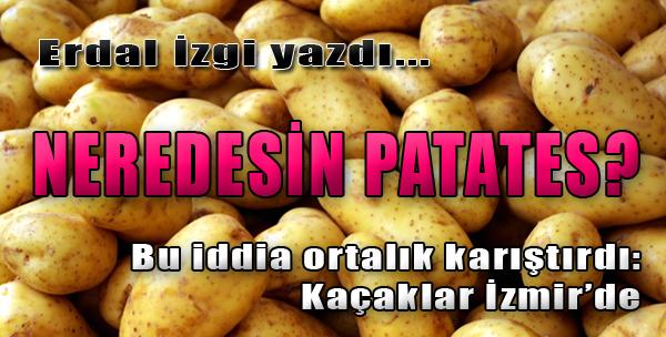 Neredesin Patates?