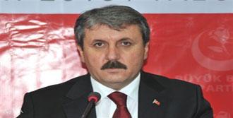 'Vatandaş PKKnın Kucağına Atılıyor'