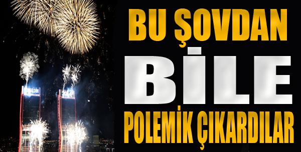 İzmir'de Garip Polemik