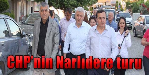 CHP'nin Narlıdere Turu