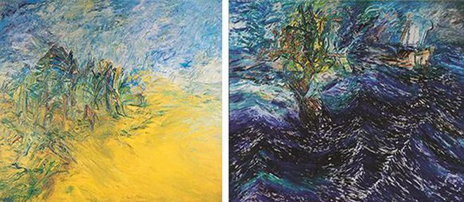 'Ressam ve Resim' Retrospektif Sergi