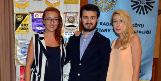 Urla Rotary'e Yeni Üyeler