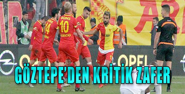 Göztepe 1-0 1461 Trabzon
