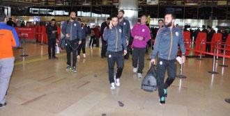 Galatasaray Kamp İçin Alanya'ya Gitti