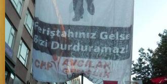 Kılıçdaroğlu'nun Sözü 20 Metrelik Afiş Oldu