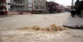 Edirne Göle Döndü