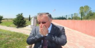 Edirne Valisi Günay Özdemir, 15 Temmuz Anma Etkiliğinde Ağladı