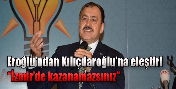 Kılıçdaroğlu'nu Eleştirerek Başladı