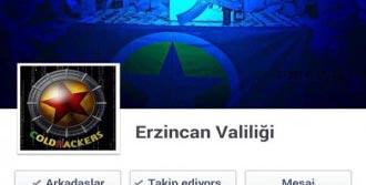 Erzincan Valiliğine Siber Saldırı
