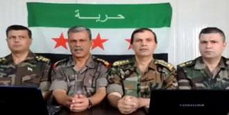 Esad'ın 71 Subayı Türkiye'ye Sığındı