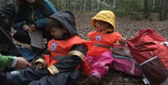 Anaokullarında Doğayı Keşfediyorlar