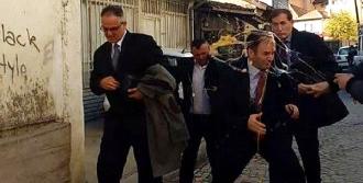 Kosova Adalet Bakanına Saldırı