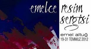 'Emelce' Resim Sergisi