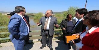 Efes Antik Kanal Projesi Hız Kazandı