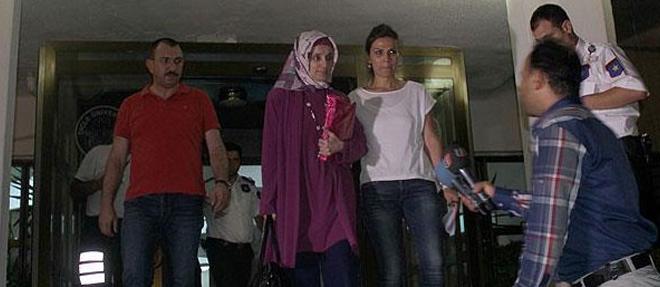 Saraç, Gözaltına Alındı