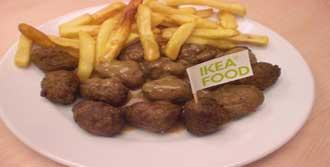 IKEA'dan da At Eti Çıktı