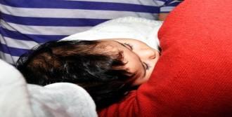 Ege'de 25 Mülteci Zor Anlar Yaşadı