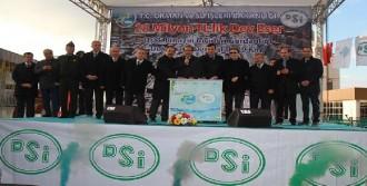 Ege'de 26 DSİ Projesinin Açılışı Yapıldı