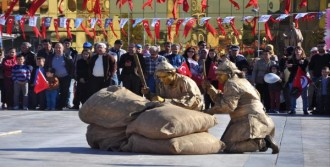 Ege'de 29 Ekim Cumhuriyet Bayramı Kutlandı