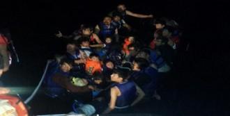 Ege'de Kaçak Göçmen Alarmı