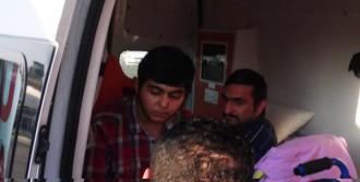 Kobanili Yaralılar, Aksaray'da Yakalandı
