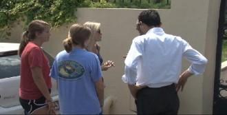 İhsanoğlu'nun Süpriz ABD'li Ziyaretçileri