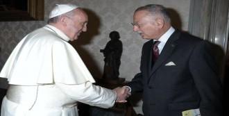Ekmeleddinoğlu Papa'yla Bir Araya Geldi