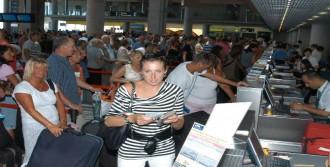 Turistler Muğla'dan Vazgeçmiyor
