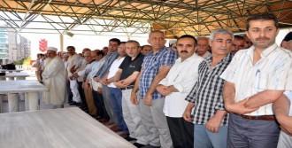 Elazığ'da Filistinliler İçin Gıyabi Cenaze Namazı