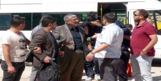 Elazığ'da IŞİD Şüphelisi 7 Kişi Adliyede