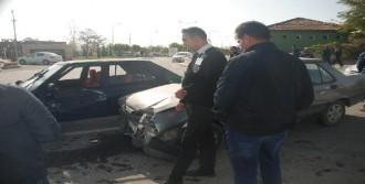 Elazığ'da Kaza