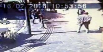 Elektrik Trafosu Bomba Gibi Patladı: 1 Yaralı