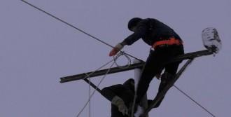 Elektrikçilerin Kış Mesaisi