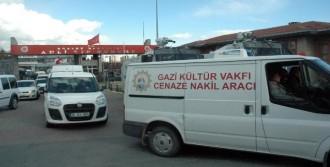 Kalsen'in Cenazesi Adli Tıp'tan Alındı