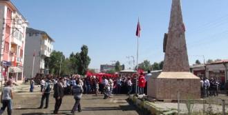 Emenistan Sınırında Şehitler İçin Anma