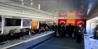 Emine Erdoğan Şirvan'da