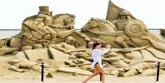 En Büyük Kum Heykel