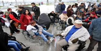 Engellilerin Maaş İsyanı