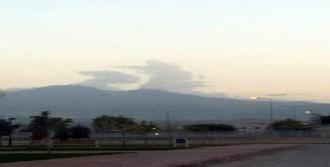 Erciyes Dağı'nda Buluttan Asker Silueti