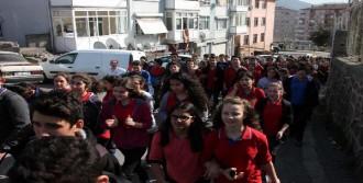 Ereğli'de İkili Eğitim Protestosu