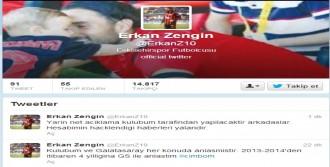 Erkan Zengin Galatasaray'da Mı?
