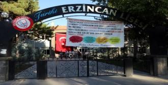 Erzincan Lisesi'nin 600 Mezunu Pilav Günü'nde Buluştu