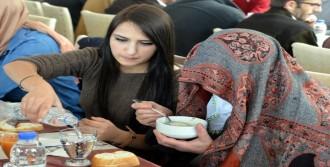Erzurum'da 100 Yaşlıya 9 Ay 'mutlu Yaşam'