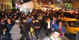 Erzurum'da GSstore Tırına Saldırdılar